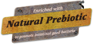 Natural prebiotic